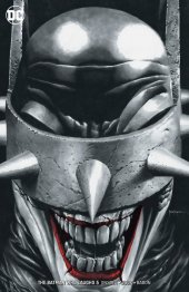 The Batman Who Laughs #5 Unknown Comic Books Exclusive Mico Suayan Remark Variant