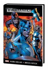 The Ultimates By Mark Millar & Bryan Hitch Omnibus New Printing