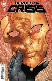 Heroes in Crisis #3 Final Printing