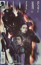 Aliens: Rescue #2 Cover B Chater