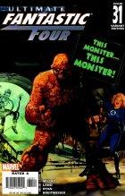 Ultimate Fantastic Four #31 Suydam Variant