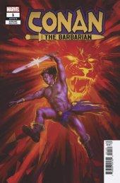 Conan the Barbarian #1 Kirbi Fagan Variant