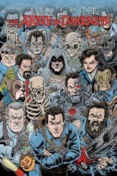Death To Army The Of Darkness #1 FOC Variant