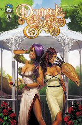 Damsels In Excess #5 Direct Market Cover B