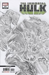 The Immortal Hulk #25 2nd Printing