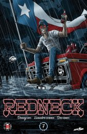 Redneck #7 Houston Disaster Relief Charity Variant