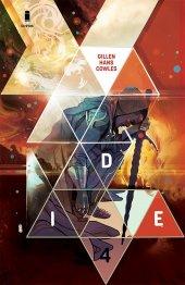 DIE #4 Cover B Ward