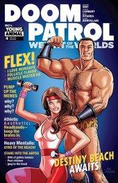 Doom Patrol: Weight of the Worlds #4