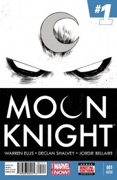 Moon Knight #1 2nd Printing