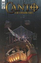 Canto & the Clockwork Fairies #1 1:10 Incentive Varaint