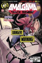 Amalgama Space Zombie #1 Cover D Maccagni Risque
