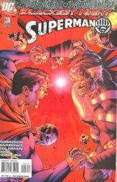 Blackest Night: Superman #3 2nd Printing