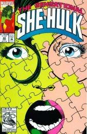The Sensational She-Hulk #46