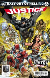 Justice League #32 Variant Edition
