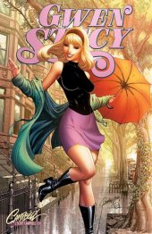 Gwen Stacy #1 J. Scott Campbell Variant A