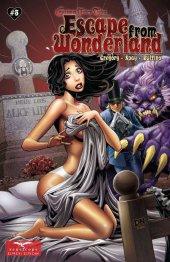 Grimm Fairy Tales Presents Escape from Wonderland #5 Original Cover