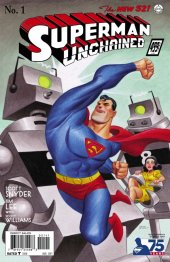 Superman Unchained #1 Timm Cover