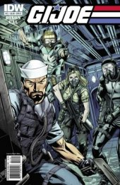 G.I. Joe #21 Variant Edition