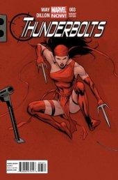 Thunderbolts #3 Tan Variant