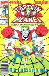 Captain Planet and the Planeteers #12
