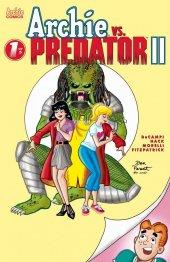 Archie Vs. Predator II #1 Cover E Dan Parent