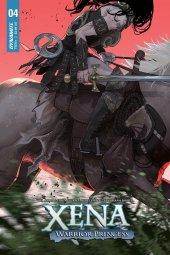 Xena: Warrior Princess #4 Cover B Stott