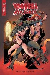 Vampirella / Red Sonja #7 FOC Variant