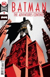 Batman: The Adventures Continue #1 2nd Printing