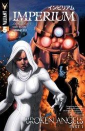 Imperium #5 Cover C Cafu