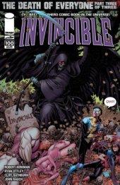 Invincible #100 Cover E Adams