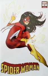 Spider-Woman #1 Coipel Variant