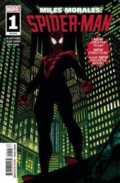 Miles Morales: Spider-Man #1 Original Cover