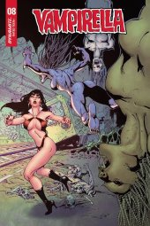 Vampirella #8 FOC Variant - Castro