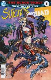 Suicide Squad #2 Suicide Squad: The Black Vault