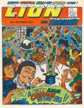 Lion #December 29th, 1973