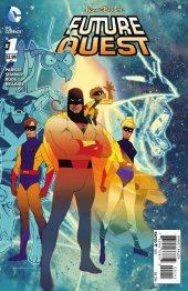 Future Quest #1 Space Ghost Variant