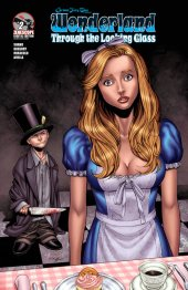 grimm fairy tales presents wonderland: through the looking glass #2