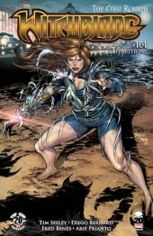 Witchblade #161 Cover B Bernard & Benes