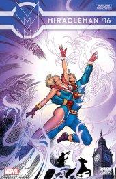 Miracleman #16 Maroto Variant