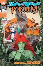 Harley Quinn and Poison Ivy #4