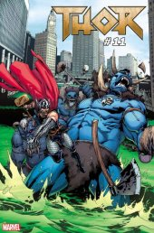 Thor #11 C2E2 Convention Exclusive Giuseppe Camuncoli Variant