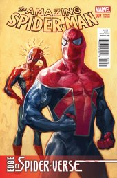 The Amazing Spider-Man #7 Edge of Spider-Verse Variant