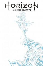 Horizon Zero Dawn #1 Cover F Blue Line Sketch