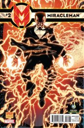 Miracleman #2 Wizard World Portland Variant