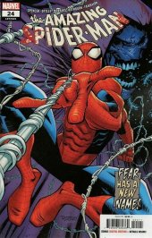 the amazing spider-man #24 secret variant
