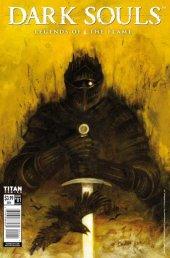 Dark Souls: Legends of the Flame #1 Cover D Heidersdorf