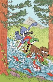 Regular Show #5 25 Copy Incentive Variant