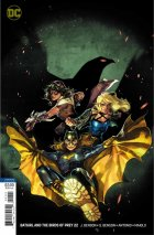 Batgirl and the Birds of Prey #22 Variant Edition