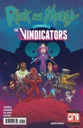 Rick And Morty Presents: The Vindicators #1