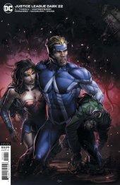 Justice League Dark #22 Variant Edition